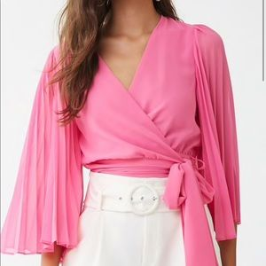 Forever21 top (in white)